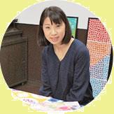 服部ユミ さん(手ぬぐいクラスタ代表)
